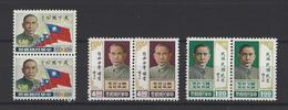 FORMOSE.  YT  N°528/530  Neuf ** 1965 - 1945-... République De Chine
