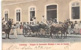 Angola - Topo / 27 - Catumbella - Beau Cliché Animé - Angola