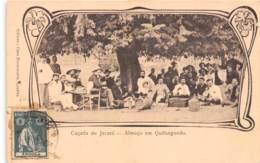 Angola - Topo / 28 - Caçada Do Jacaré - Almoço Em Quifangondo - Angola