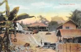 Angola - Topo / 32 - Uma Caza De Negocio - Angola