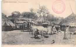 Angola - Topo / 33 - Village Foulacoun - Belle Oblitération - Angola