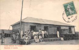 Angola - Topo / 36 - Uma Feitoria Na Lunda - Angola