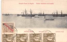 Angola - Topo / 46 - Estaçao Naval De Angola - Belle Oblitération - Angola