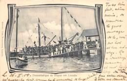 Angola - Topo / 50 - Desembarque De Tropas Em Loanda - Belle Oblitération - Angola
