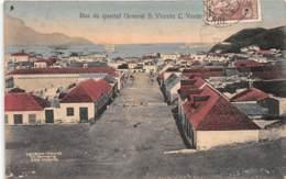 Cap Vert / 02 - Rua Da Quartel General S. Vicente - Cap Vert