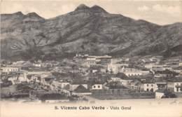 Cap Vert / 07 - S. Vicente - Vista Geral - Cap Vert