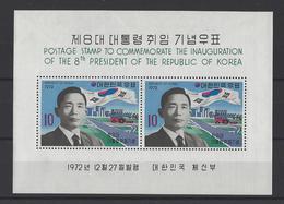 COREE DU SUD.  YT Bloc N°236  Neuf ** 1972 - Corée Du Sud
