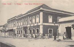 Cap Vert / 17 - S. Thiago - Casa Serra Oliveira - Cape Verde