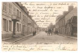 CPA 18 Saint AMAND MONTROND Rue Benjamin Constant - Saint-Amand-Montrond