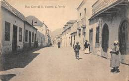 Cap Vert / 22 - Sao Vicente - Rua Central - Cap Vert