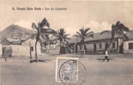 Cap Vert / 23 - Sao Vicente - Rua Do Coqueiros - Belle Oblitération - Cap Vert