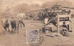 Cap Vert / 24 - Saint Vincent - A Grog Mill - Belle Oblitération - Cap Vert