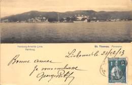 Cap Vert / 26 - Saint Thomas - Panorama - Belle Oblitération - Cap Vert
