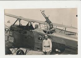 AVIATEUR ESCADRILLE BR 126 1917 CARTE PHOTO BON ETAT - Aviateurs