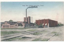 TX - LONGVIEW - Kelly Plow Works - Longview Area