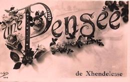 Belgique - Une Pensée De Xhendelesse - Herve