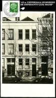 Nederland / Netherlands: Administra Oficejo De Universala Esperanto-Asocio Eendrachtsweg 7 Rotterdam  1958 - Rotterdam