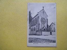 HAGUENAU. Le Carmel De Marienthal. La Chapelle. - Haguenau