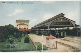 TX - HOUSTON - Grand Central Depot - Houston