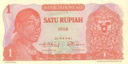 INDONESIA P. 102a 1 R 1968 UNC - Indonesië