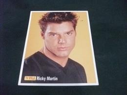 RICKY MARTIN Nome D'arte Di Enrique Martín Morales, è Un Cantante E Attore Portoricano - Cantanti E Musicisti