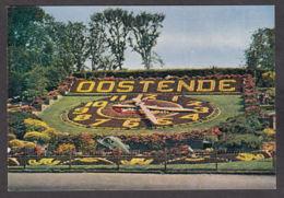 79917/ OOSTENDE, Het Bloemenuurwerk, L'Horloge Fleurie - Oostende