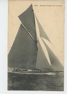 BATEAUX - Grand Yacht De Course - Voiliers