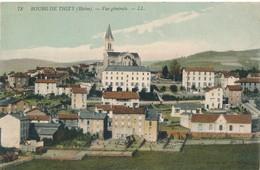 CPA - France - (69) Rhône - Thizy - Vue Générale - Thizy