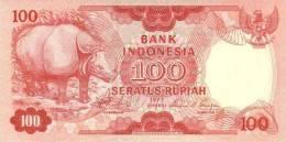 INDONESIA P. 116 100 R 1977 UNC - Indonésie