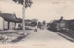 88 Le Tholy Gare Du Tramway - France