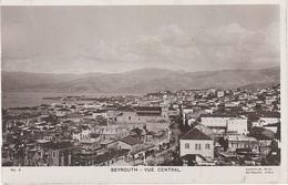 AK Beyrouth بيروت Beirut Vue Central Panorama Rue Avenue Liban الجمهورية اللبنانية Libanon Lebanon Levante Syrie Syria - Libanon