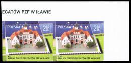 Poland 2016 Fi 4716A Mi 4866B XXI Congress Of The PZF Iława 2016 - Unused Stamps