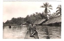 Belgisch Congo - Congo Belge - Stanleyville - Cite Indigene - Old View - Posted With Stamp - Belgisch-Kongo - Sonstige