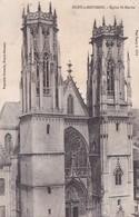 PONT-à-MOUSSON - Eglise ST-Martin - Pont A Mousson
