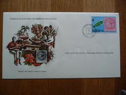 (S) Trinidad & Tobago FDC 1-8-1979 Tobago Stamp Centenary - Trinité & Tobago (1962-...)
