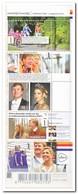 Nederland 2014, Postfris MNH, NVPH 3204-3208, 12.5 Years Of Royal Marriage - Periode 2013-... (Willem-Alexander)