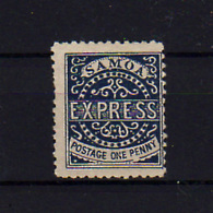 1877    Samoa, Express, 1 Neuf Sans Gomme, Cote 35 €, - Samoa