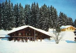 BRAUNWALD Berghaus Hahnenbühl Und Berghaus Wettstein - GL Glaris