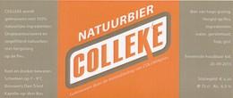 Colleke   Brouwerij Den Triest - Bière