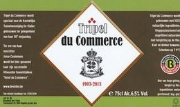 Tripel Du Commerce  Brouwerij Den Triest - Bière