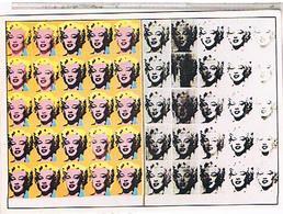 JILLUSTRATEUR ANDY  WARHOL MARILYN MONROE - Warhol, Andy