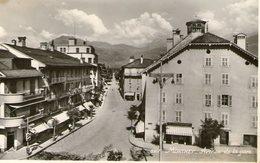 (82) CPSM Monthey  Avenue De La Gare    (Bon Etat ) - VS Valais