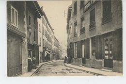 THIZY - Rue De Bazin - Thizy