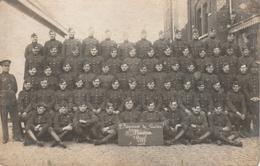 CP 1er Régiment De Guides - 1er Escadron 1923 - Militaire Militaria Belgique  - Scan R/V - - Régiments