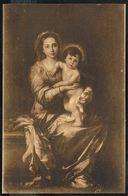 """""""La Vierge Du Rosaire"""", De MURILLO - Non Circulé - Not Circulated - Nicht Gelaufen. - Paintings"""