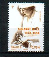 France 2018 - Suzanne Noël - Chirurgie Esthétique Pendant La 1ère Guerre Mondiale / Plastic Surgery In World War I - MNH - WW1