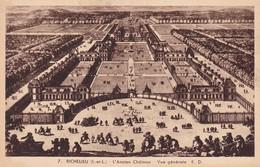 RICHELIEU (I. -et-L.) L'ancien Château - Vue Générale R D - Non Classés