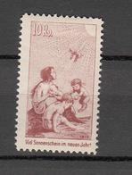 1912  PJ  N° I NEUF*   COTE 12.00 FRS.  VENDU A 15%  1.80 FRS.   CATALOGUE ZUMSTEIN - Pro Juventute