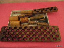 Lot Pour Rechargement De Cartouches De Chasse - Decorative Weapons