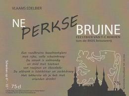 Ne Perkse Bruine  Bios Brouwerij - Bière